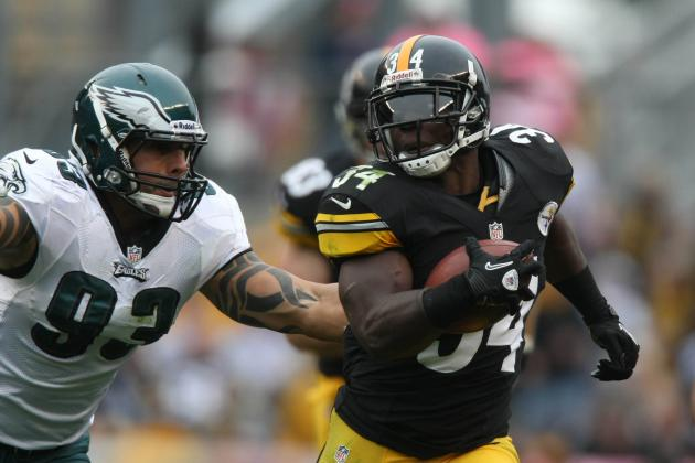 Pittsburgh Steelers: The Good, Bad and Ugly Against the Philadelphia Eagles