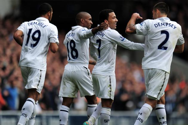 Tottenham 2-0 Aston Villa: AVB's Spurs Proving Their Top-4 Credentials