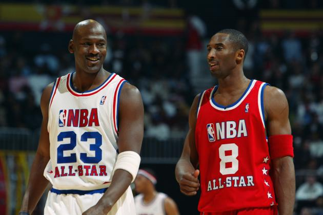 Does Kobe Bryant Need More Than Two Years to Catch Michael Jordan?