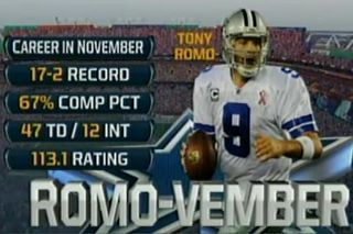Should Cowboys Fans Look Forward to November?