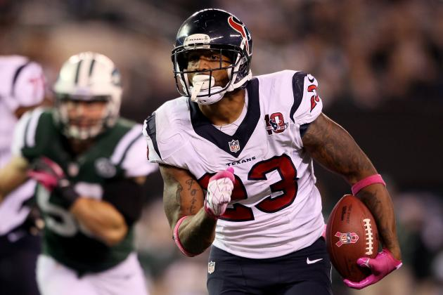 Why Arian Foster is By Far the Best Fantasy RB Right Now
