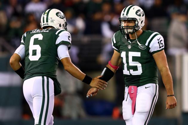 Mark Sanchez vs Tim Tebow: Where Does Jets QB Controversy Stand After Week 5?