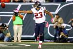 Foster Leads Texans to Narrow Win vs. Jets
