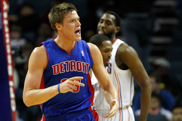 Detroit Pistons: Observations from Their Open Practice