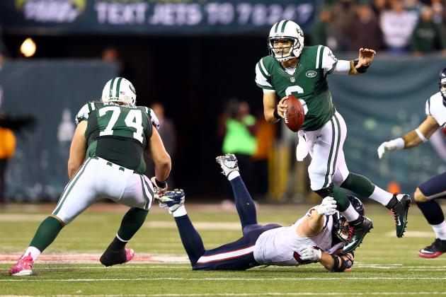 Who Should Be Jets' Sacrificial Lamb After Embarrassing Start to Season?
