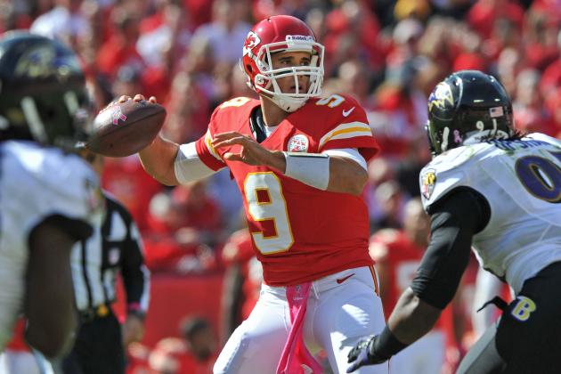 Kansas City Chiefs: Why Brady Quinn Should Take Matt Cassel's Starting QB Job