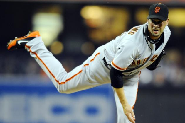 Giants vs. Reds: Ryan Vogelsong Is Right Choice for San Francisco in Game Three