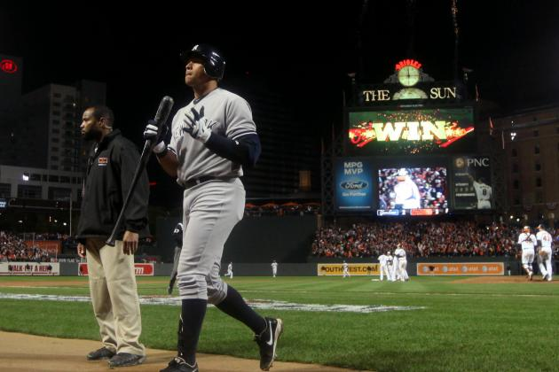 Yankees vs. Orioles: It's Time to Drop Alex Rodriguez in the Batting Order