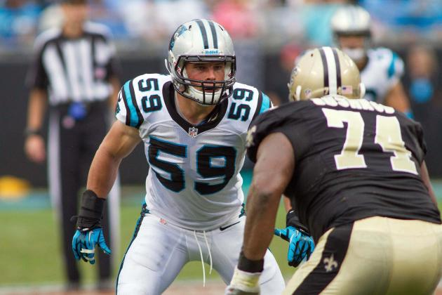 Carolina Panthers: Why Luke Kuechly Needs to Stay at Middle Linebacker