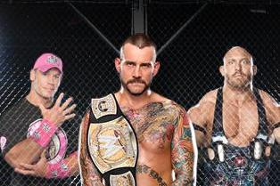 Hell in a Cell 2012: Should CM Punk Face John Cena or Ryback?