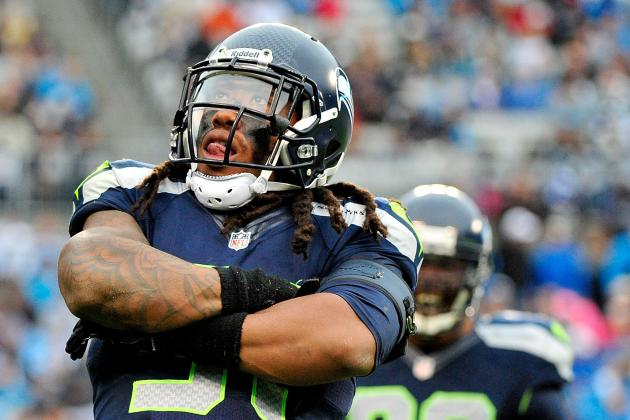 Bruce Irvin & Bobby Wagner Providing 1-2 Punch on 'Hawks Defense