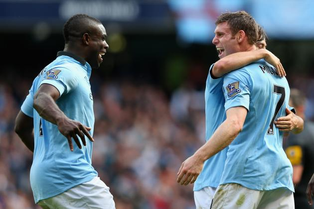 Manchester City's English Duo Impress in Victory over Sunderland