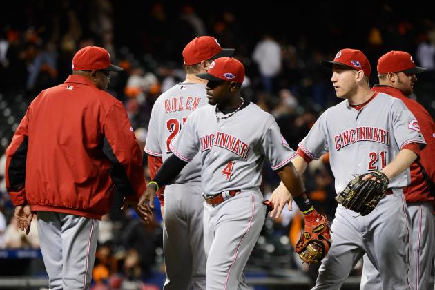 Cincinnati Reds Look to Make Quick Work of the Giants