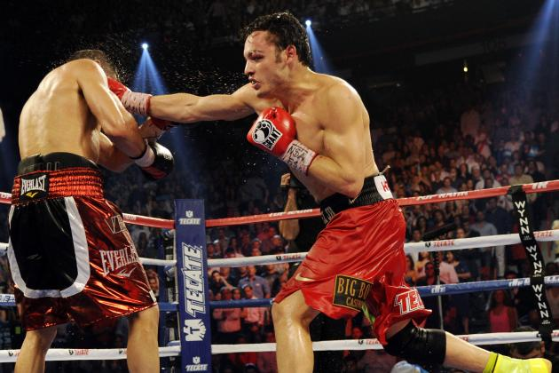 Julio Cesar Chavez Jr. Would Be Wise to Make Jump to Super Middleweight