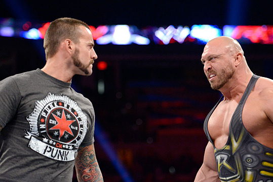 Why Ryback Could Win the WWE Championship Soon