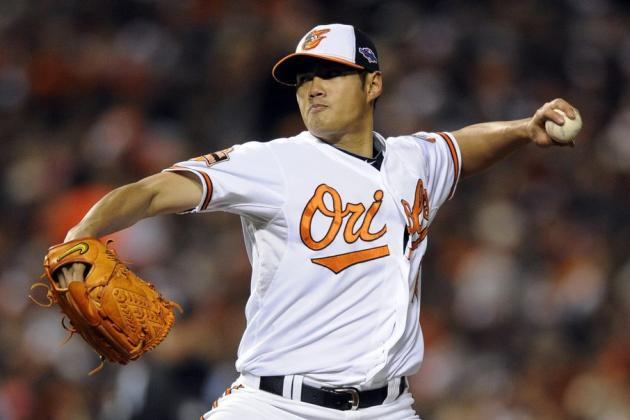 ALDS 2012: Orioles Should Be Pleased with Young Starting Pitching