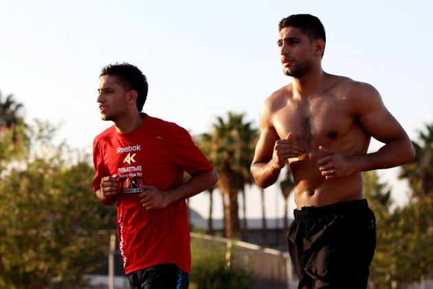 Amir Khan and His Brother Fight off Gang of Would-Be Carjackers