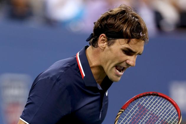 Why Roger Federer's Entry in Shanghai Rolex Masters Proves Desire to Keep No. 1