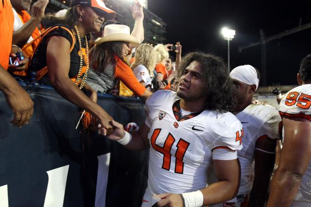 Oregon State vs. BYU: TV Schedule, Live Stream, Radio, Game Time and More