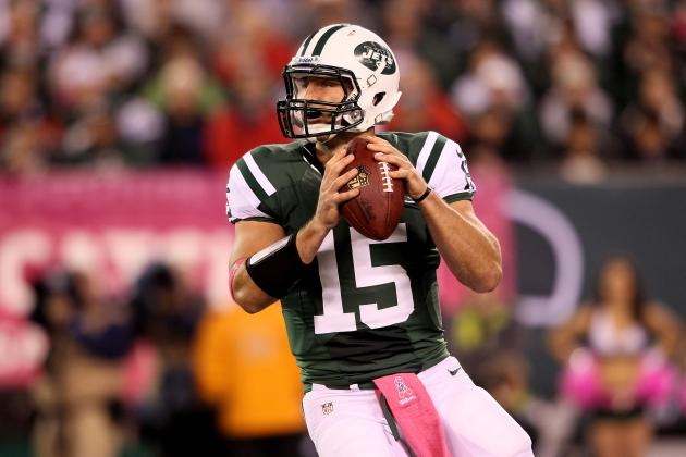 Tim Tebow Must Start at QB for Jets in Week 6 vs. Andrew Luck and Colts