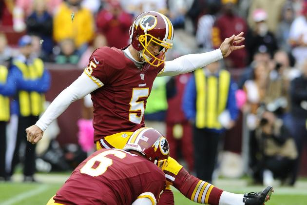 Redskins Auditioning Kickers to Replace Billy Cundiff, and More NFC East News