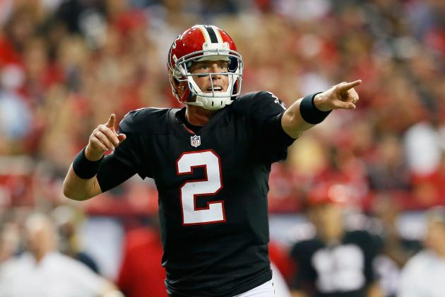Breaking Down Why Matt Ryan Is the Next Elite QB in the NFL