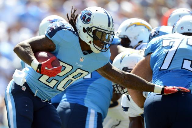 Chris Johnson: Titans Are Not a Good Team, Not Even Close