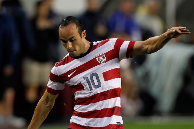 Antigua vs. USA: Date, Time, Live Stream, TV Info, Preview 2014 Cup Qualifier