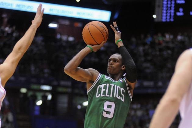 "Rondo Thinks This Year's Celtics Are ""Our Best Shot"""