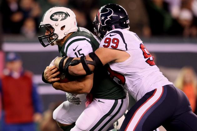 J.J. Watt: Opposing Teams Must Force Other Texans Defenders to Beat Them