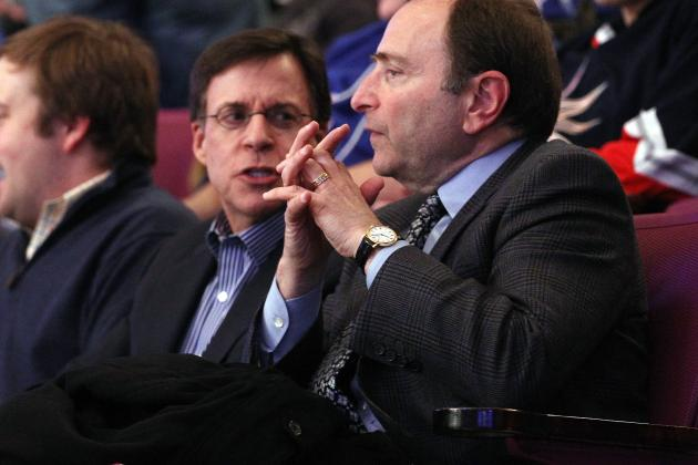 NHL Lockout 2012: Could Recent NBC Sports Network Ratings Affect Work Stoppage?