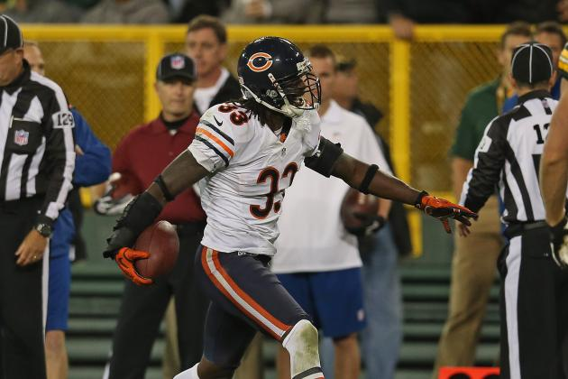 Chicago Bears on Pace to Set NFL Return TD Record
