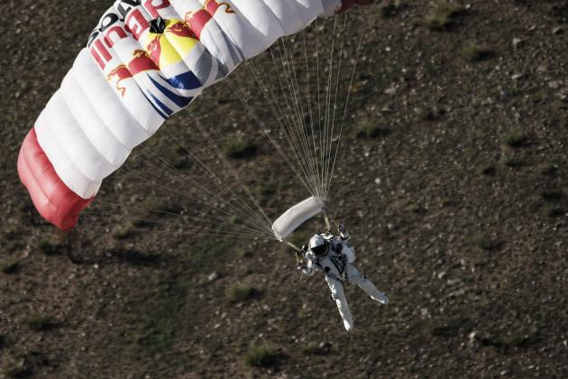 Felix Baumgartner: Everything You Need to Know About His Supersonic Free Fall