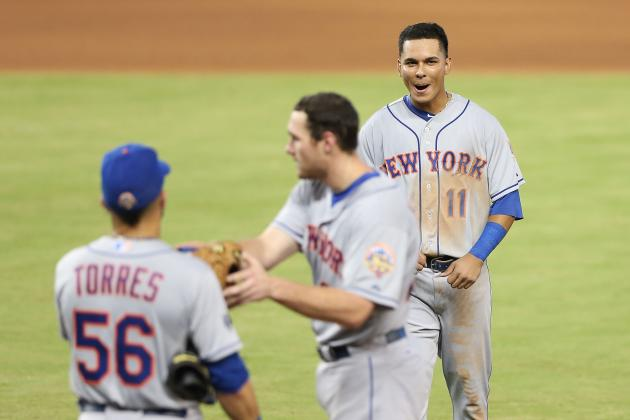 Mets in 2012 Showed Signs of Good Things to Come