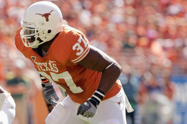 Ex-Texas DT Henry Melton 'Embarrassed' by Horns' Defense