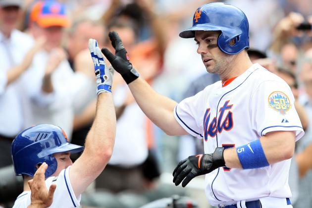 Mets Could Have New Deals with Wright and Dickey by the World Series