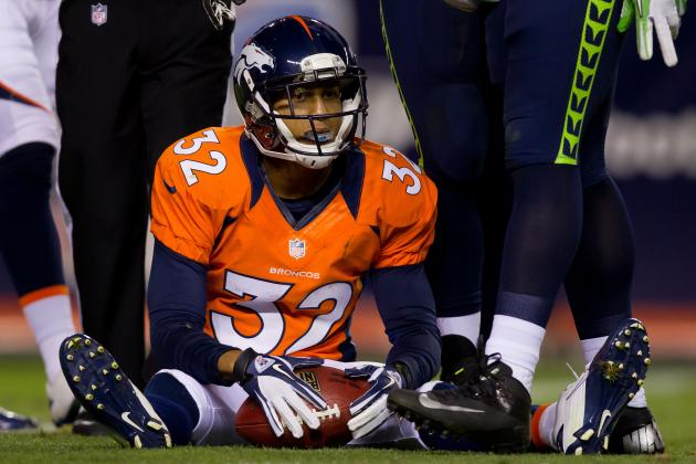 Broncos CB Tony Carter Apologizes for Colorado Theater Tweet
