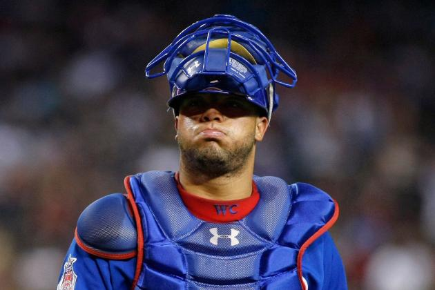 Chicago Cubs Position Analysis: Welington Castillo Set at Catcher