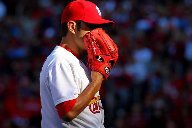 "Jaime Garcia's Shoulder Injury Has Teammates ""Incensed"", ""Skeptical"""