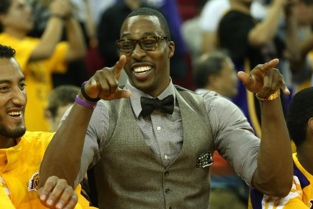 Dwight Howard Says Kobe Bryant 'Secretly' Tutored Him While in Orlando