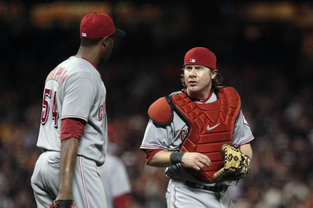 Reds' Ryan Hanigan 'always Trying to Learn'