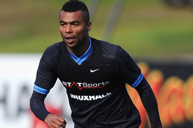 Roy Hodgson Says Ashley Cole's England Position Is Not at Risk
