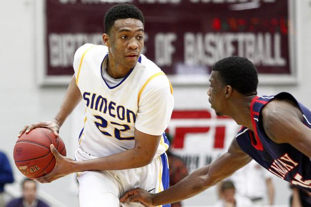 Why Jabari Parker May Never Set Foot on a College Court
