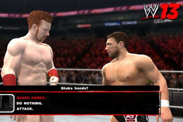 WWE 13: Universe 3.0 Gives Gamers Hefty Amount of Customizable Options