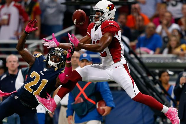 Andre Roberts: Cardinals WR Will Break Out Again vs. Bills