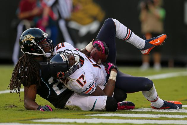 Chicago Bears Receivers Will Be Tested by Rookie's Injury & More NFC North News