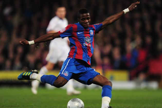 Arsenal Outline Wilfried Zaha as Replacement for Theo Walcott