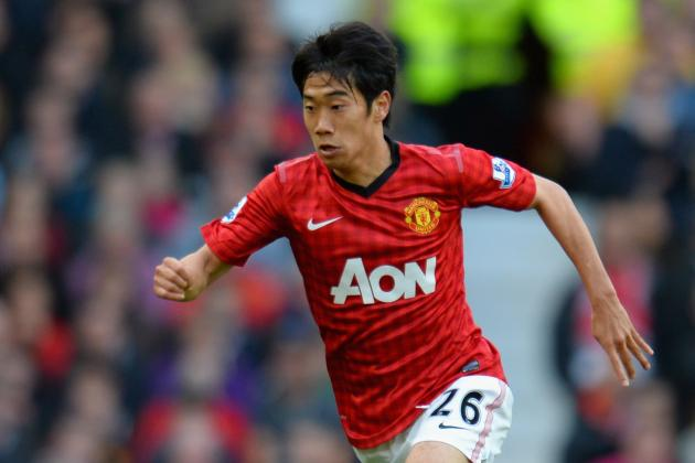 Shinji Kagawa Learning the Manchester United Way to Goals and Glory