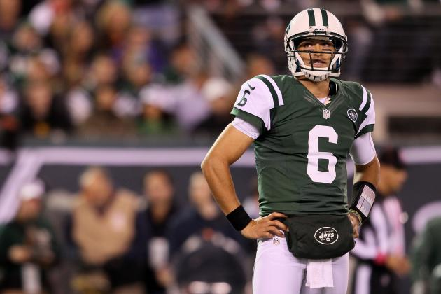 Mark Sanchez: New York Jets QB Is Beginning to Look Very Average