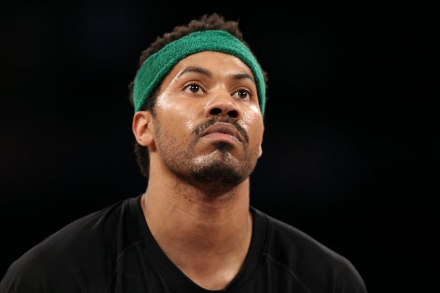 Rasheed Fights to Get Fit so He Can Join Knicks Practice